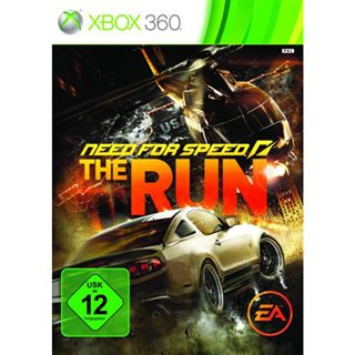 Need for Speed The Run (XBox360)