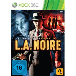 Take-Two Interactice L.A. Noire (XBox360)