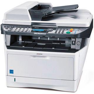 Kyocera FS-1130MFP S/W Laser Drucken/Scannen/Kopieren/Faxen LAN/USB 2.0