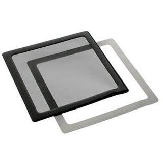 DEMCiflex 140mm quadratisch schwarz Staubfilter für Gehäuse (140mm Square black mesh/magnes)