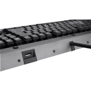 Corsair Raptor K50 USB Deutsch schwarz (kabelgebunden)