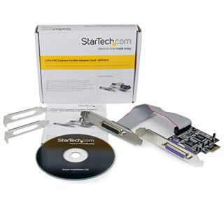 Startech PEX2PECP2 2 Port PCIe x1 Low Profile retail