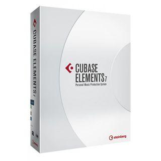 Steinberg Cubase 7 Elements 32/64 Bit Multilingual Upgrade