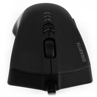 Gigabyte Force M7 USB schwarz (kabelgebunden)