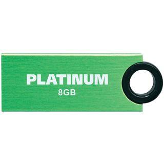 8 GB Platinum HighSpeed Slender gruen USB 2.0