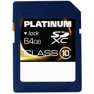 64 GB Platinum BestMedia SDXC Class 10 Retail