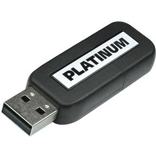 64 GB Platinum HighSpeed Slider schwarz USB 2.0