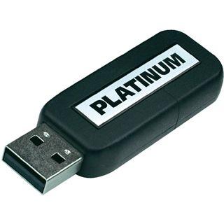 16 GB Platinum HighSpeed Slider schwarz USB 2.0