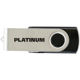 64 GB Platinum HighSpeed TWS schwarz/silber USB 3.0