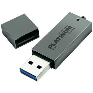 32 GB Platinum SilverSpeed silber USB 3.0
