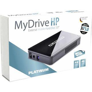 "3000GB Platinum MyDrive HP 103038 3.5"" (8.9cm) USB 3.0 schwarz"