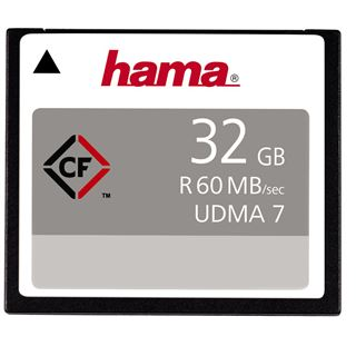 32 GB Hama Compact Flash TypI 400x Retail