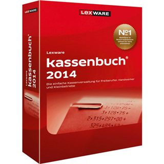 Lexware Kassenbuch 2014 32/64 Bit Deutsch Office Vollversion PC (CD)