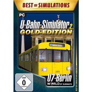 rondomedia U-Bahn Simulator 2: Gold Edition (World of Subways