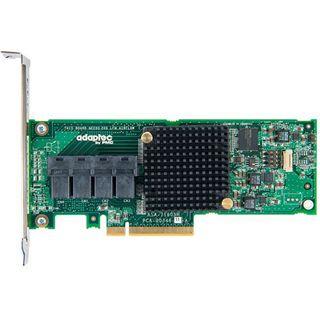 Adaptec 7805H 8 Port Multi-Lane PCIe 3.0 x8 Low Profile / Multi-lane-Anschluss bulk
