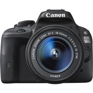 Canon EOS 100D KIT 18-55 DC III - SLR Digitalk