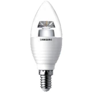 Samsung LED Kerze SI-A8W051180EU Klar E14 A