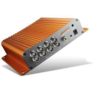 Plustek nDVR580 8 Kanal Netzwerkrecorder incl. 500G