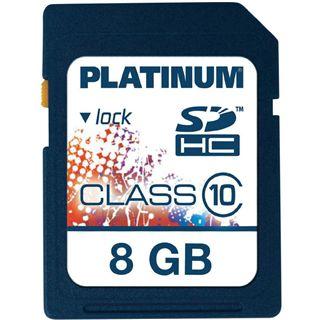 8 GB Platinum SDHC Class 10 Retail