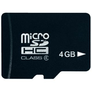 4 GB Platinum BestMedia microSDHC Class 6 Retail