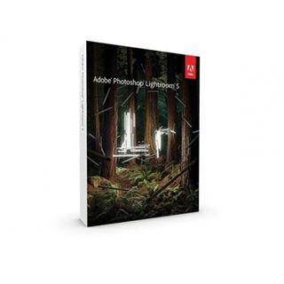 Adobe Photoshop Lightroom 5.0 32/64 Bit Englisch Grafik EDU-Lizenz PC/Mac (DVD)