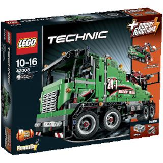 Lego 42008 Technic Baustelle Abschlepptruck