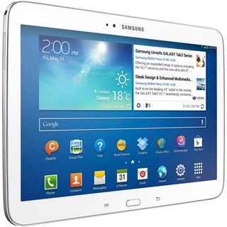 "10.1"" (25,65cm) Samsung Galaxy Tab 3 3G/WiFi/UMTS/Bluetooth V4.0/HSDPA 16GB weiss"