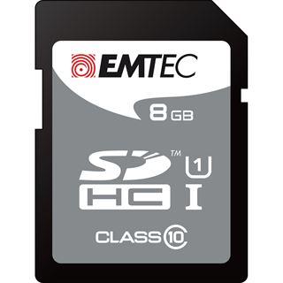 8 GB EMTEC 150x SDHC Class 10 Retail