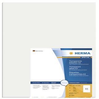 Herma 8694 A3-Etiketten 2.97x4.2 cm (50 Blatt (50 Etiketten))