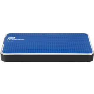 "2000GB WD My Passport Ultra WDBMWV0020BBL-EESN 2.5"" (6.4cm) USB 3.0 blau"