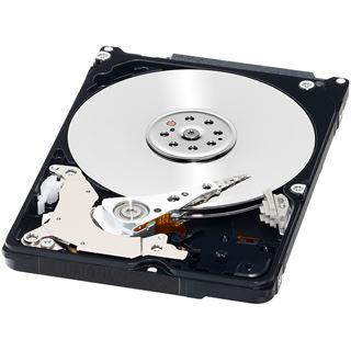"""160GB WD Black WD1600BEKX 16MB 2.5"""" (6.4cm) SATA 6Gb/s"""
