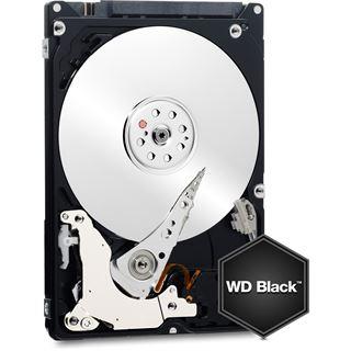 """320GB WD Black Mobile WD3200BEKX 16MB 2.5"""" (6.4cm) SATA 6Gb/s"""