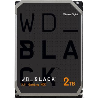 "2000GB WD Black WDBSLA0020HNC-ERSN 64MB 3.5"" (8.9cm) SATA 6Gb/s"