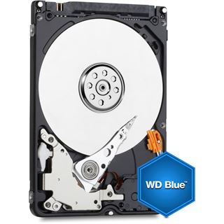"1000GB WD Blue Mobile WD10SPCX 16MB 2.5"" (6.4cm) SATA 6Gb/s"