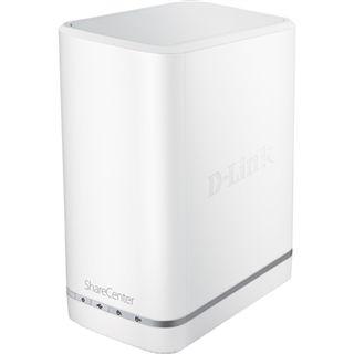 D-Link ShareCenter+ DNS-327L ohne Festplatten