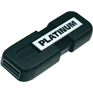 128 GB Platinum Slider schwarz USB 3.0