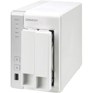 QNAP Turbo Station TS-220 6 TB (2x 3000GB) WD Red