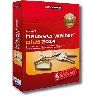 Lexware Hausverwalter 2014 Plus 32/64 Bit Deutsch Office Vollversion PC (CD)