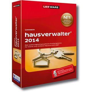 Lexware Hausverwalter 2014 32/64 Bit Deutsch Office Vollversion PC (CD)