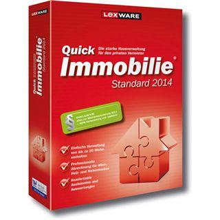 Lexware QuickImmobilie 2014 32 Bit Deutsch Office Upgrade PC (CD)