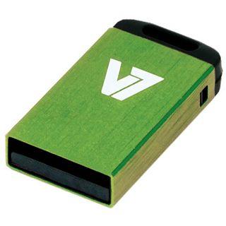 4 GB V7 Nano gruen USB 2.0