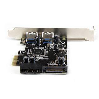 Startech PEXUSB3S2E2I 4 Port PCIe x1 retail