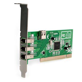 Startech PCI1394MP 4 Port PCI retail