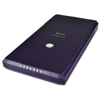 Microtek ScanMaker i280 Flachbettscanner USB 2.0