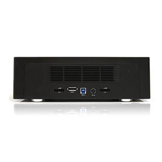 """Startech USB 3.0 eSATA auf SATA Kopierstation für 2.5"""" und 3.5"""" Festplatten (SATDOCK4U3RE)"""