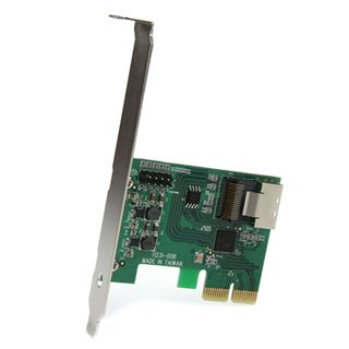 Startech PEXSAT34SFF 1 Port PCIe 2.0 x2 Low Profile retail
