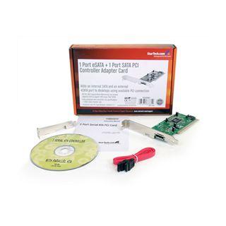 Startech PCIESATA2I 2 Port PCI retail