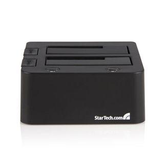"""Startech USB 2.0 Dockingstation für 2.5"""" und 3.5"""" Festplatten (SATDOCK2UEEU)"""