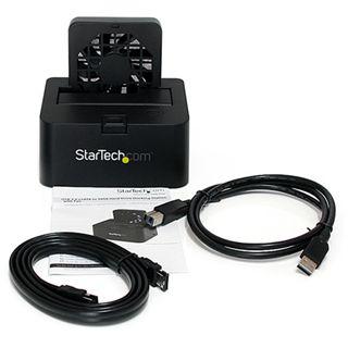 """Startech Dockingstation für 2.5"""" und 3.5"""" Festplatten (SATDOCKU3FEU)"""