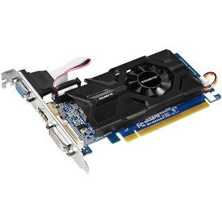 2GB Gigabyte GeForce GT 630 Rev. 2 Aktiv PCIe 2.0 x16 (Retail)